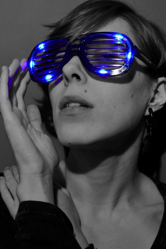 See Through The Blue